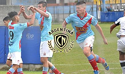 están cumpliendo destacadas actuaciones en las Divisiones Juveniles de  Arsenal de Sarandí. e28b2486532fe