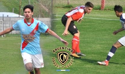 Los jugadores especializados en CNSports Argentina Mauricio Guzmán  (defensor 5cbc31868c056